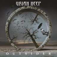 CD cover for Uriah Heep - Outsider