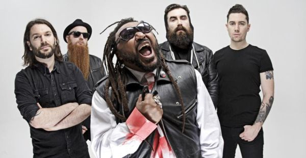 Skindred / Crossfaith / (hed)p.e. / Yashin – Glasgow 02 ABC – 10/11/15