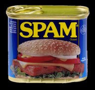 Source: https://commons.wikimedia.org/wiki/File:Spam_can.png