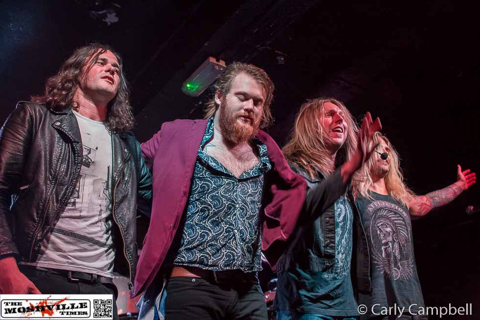 We Are Harlot – Cathouse, Glasgow (16th June 2015)