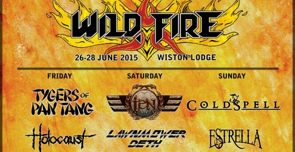 Wildfire 2015 Preview