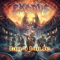 Exodus - Blood In Blood Out album cover 192
