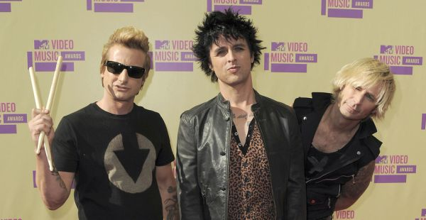 "New Green Day video is out now (""Bang Bang"")"