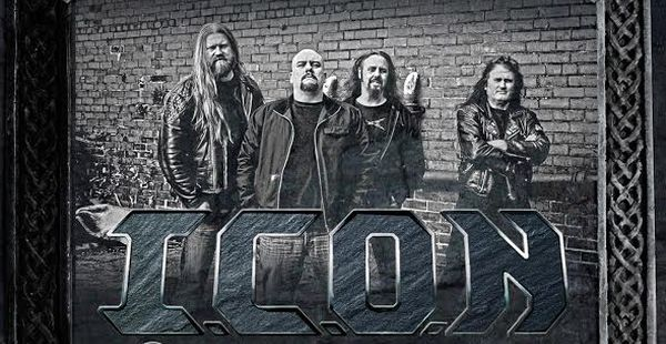 I.C.O.N. to open for Anvil in London
