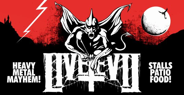 Live Evil Festival – stage time announced