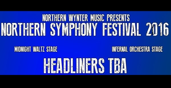 Northern Symphony Fest 2016 – more bands announced