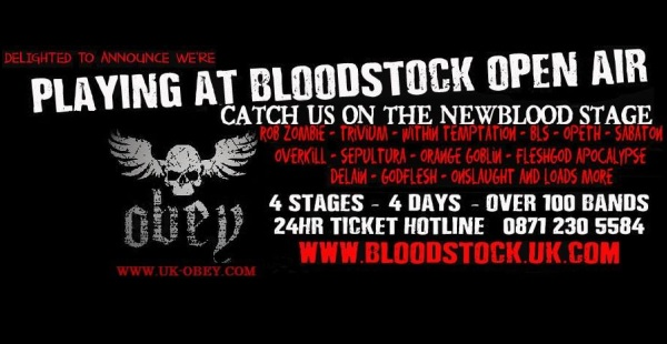 Pre-Bloodstock interview: Obey