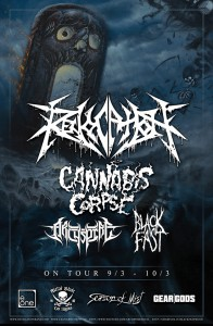 Revocation US Tour