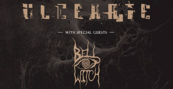 Ulcerate and Bell Witch announce UK dates