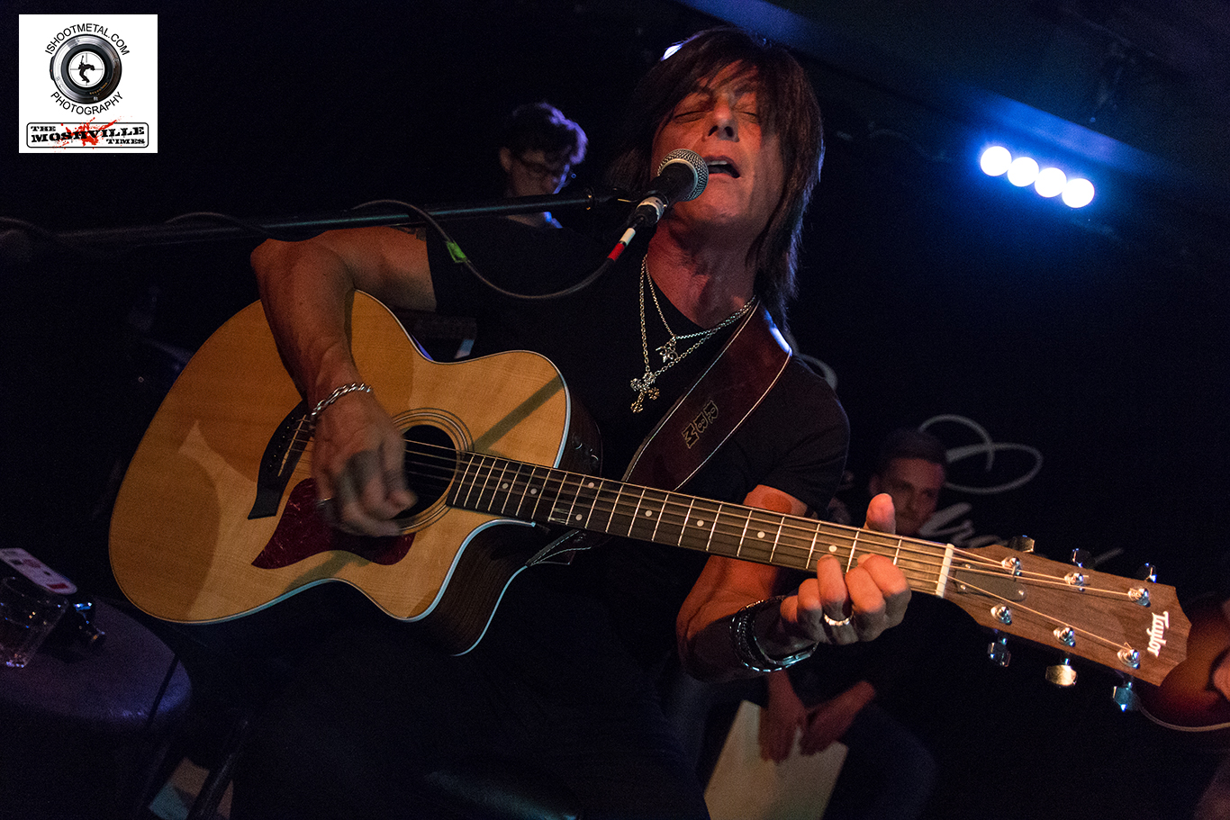 Joe Lynn Turner – The Classic Grand, Glasgow 23.07.15