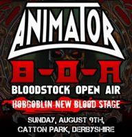 Animator Bloodstock 192