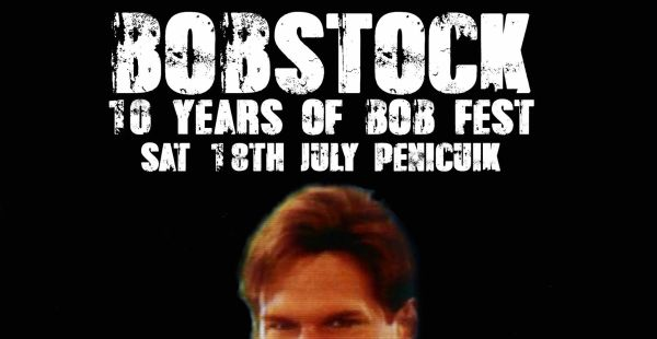 BobFest – 18th July 2015, Penicuik
