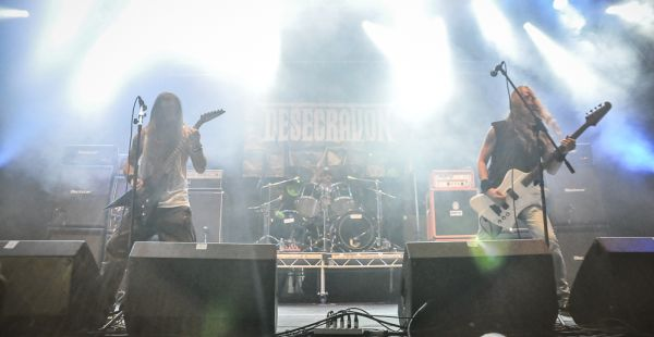 Bloodstock 2015 Interview – Desecration