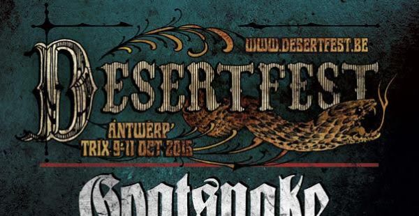 DesertFest – further details as the date looms!