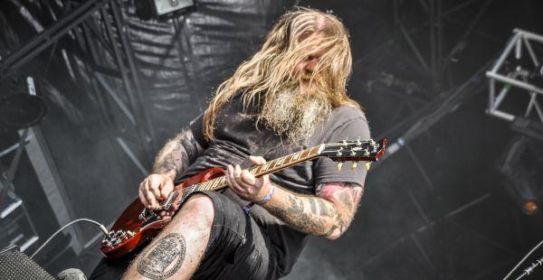 Bloodstock 2015 Interview- Ivar Bjørnson of Enslaved