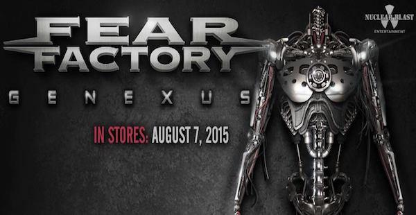Review: Fear Factory – Genexus