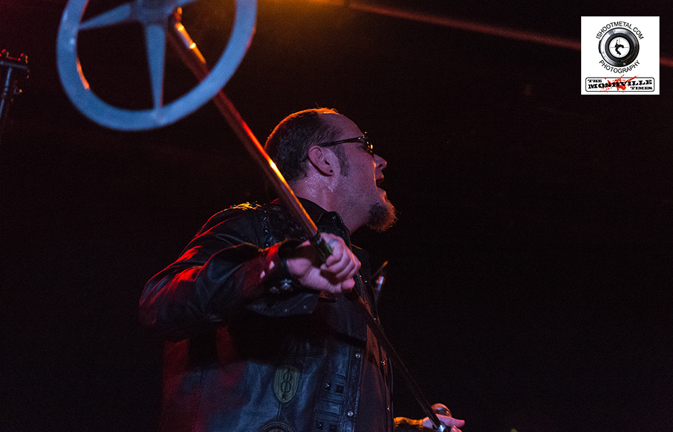 "Tim ""Ripper"" Owens – O2ABC2 Glasgow, 25.07.15"