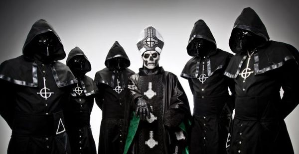 Review: Ghost – Popestar E.P.