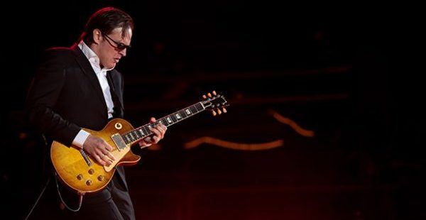Joe Bonamassa moves Hoghton Tower concert to Preston Guild Hall