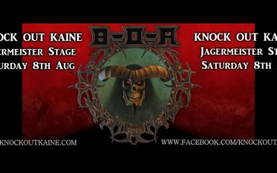 Knock Out Kaine Bloodstock header