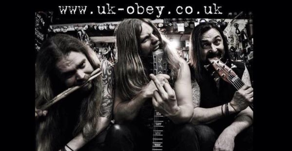 Bloodstock 2015 Interview – Steve and Chris of Obey