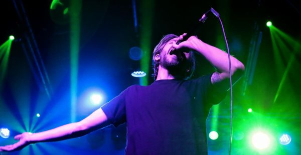 Between the Buried and Me/Haken- The Garage, Glasgow 19th September 2015