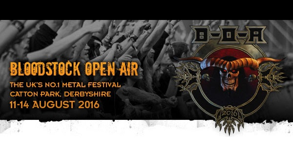 Bloodstock 2016 – three big announcements