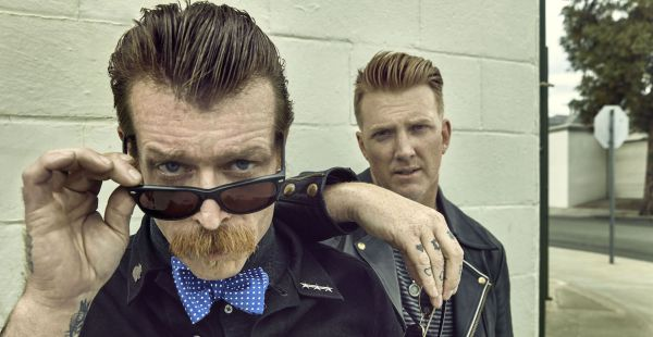Mini Mansions (and more) join Eagles of Death Metal fund-raising campaign with charity single
