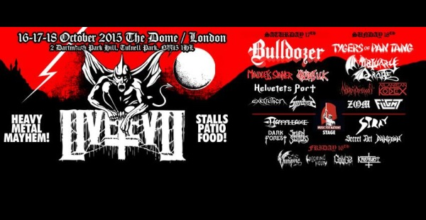 Live Evil 2015 – still a few tickets left