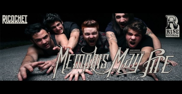Memphis May Fire – new video
