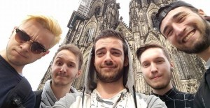 Band of the Day: Novelists