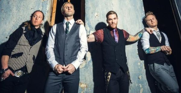 "Shinedown release ""Asking For It"" film / music video"