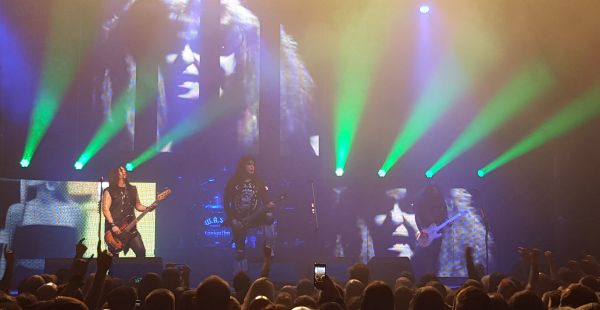 W.A.S.P. – O2 Academy Glasgow, 18th September 2015