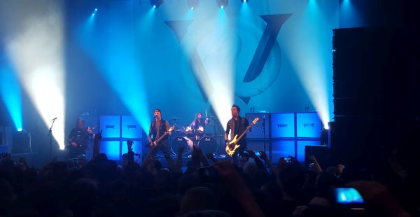 Bullet For My Valentine / While She Sleeps / coldrain – Dunfermline Alhambra, 11th October 2015
