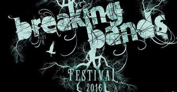Breaking Bands 2016 – full line-up announced