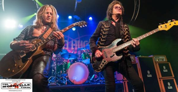 Glenn Hughes / Jared James Nichols – Garage, Glasgow (23rd October 2015)