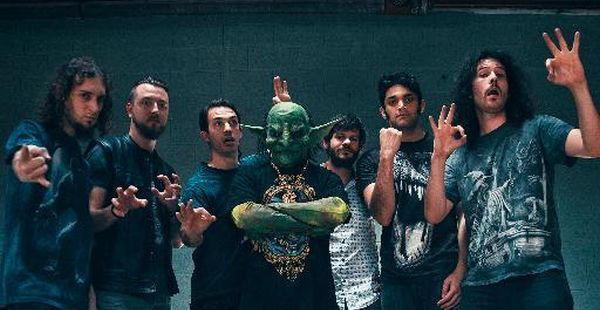 Nekrogoblikon announce handful of UK dates in Jan/Feb 2016