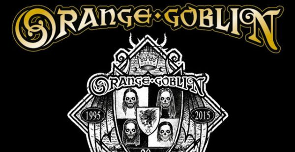 Orange Goblin touring with Gentlemans Pistols