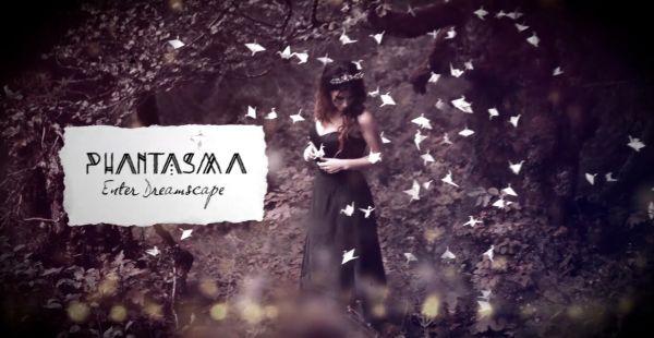 Phantasma (Charlotte Wessels project) premier lyric video