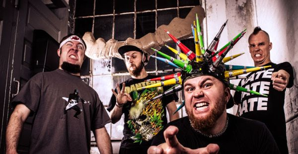 Band of the Day: Psychostick