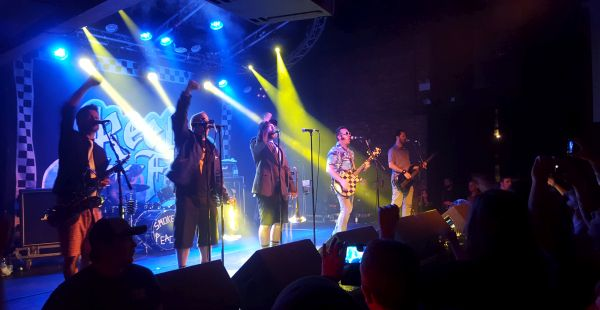 Reel Big Fish / Suburban Legends – Glasgow Garage, 23rd October 2015