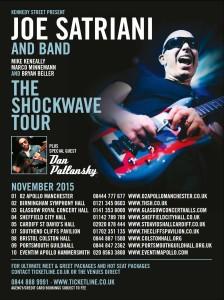 Satriani Tour Poster with Dan Patlansky_2