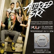 Altered Sky Glasgow launch