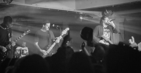 Beartooth / '68 / Blood Youth – SWG3 Glasgow, 27th Nov 2015