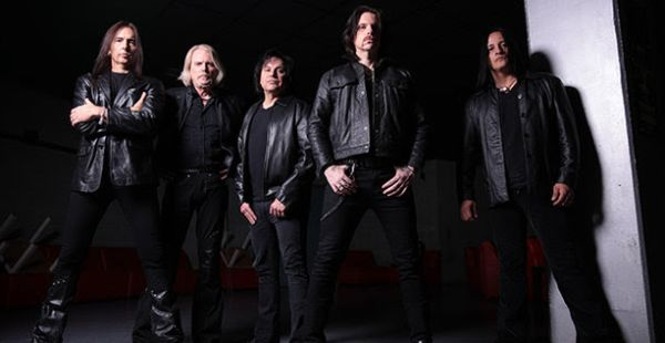 """Black Star Riders release lyric video for """"Soldierstown"""""""