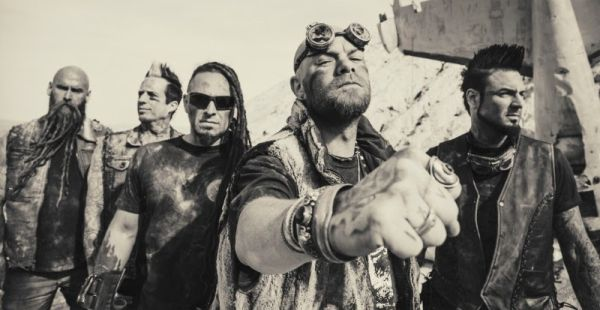 Review: Five Finger Death Punch – A Decade of Destruction