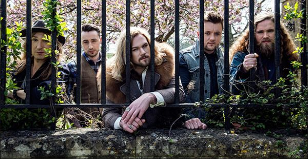 Inglorious release new video / support The Winery Dogs