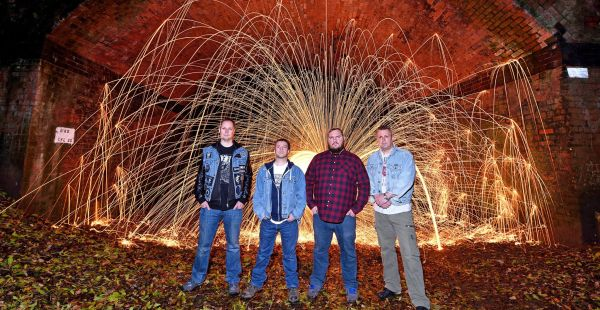 Line of Fire launch Pledge campaign for debut album
