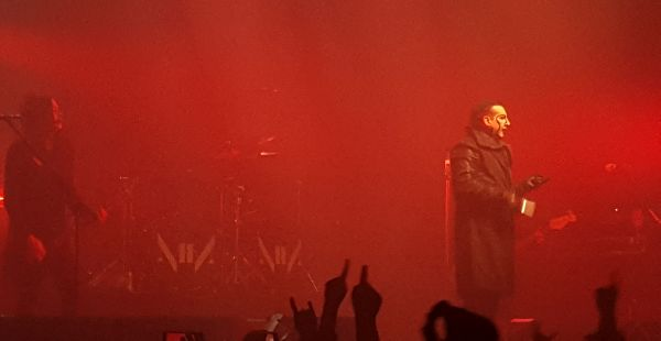 Marilyn Manson / Krokodil – O2 Academy Glasgow, 22nd Nov 2015