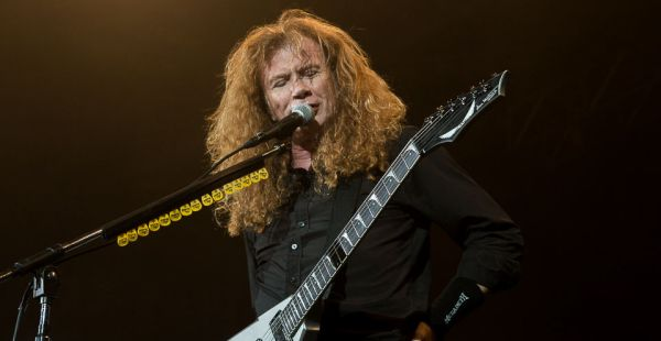 Mosh's review: Megadeth / Lamb of God / Children of Bodom / Sylosis – Glasgow Braehead Arena, 11th November 2015